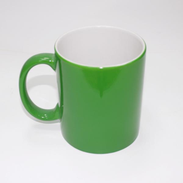 Sublimation Mug Green