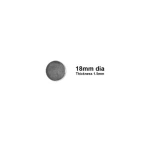 18mm Round Disk Magnet