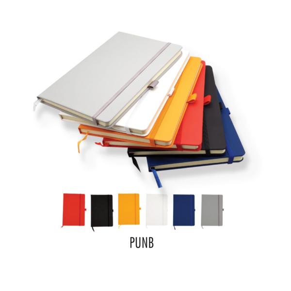 Classic Pu Notebooks