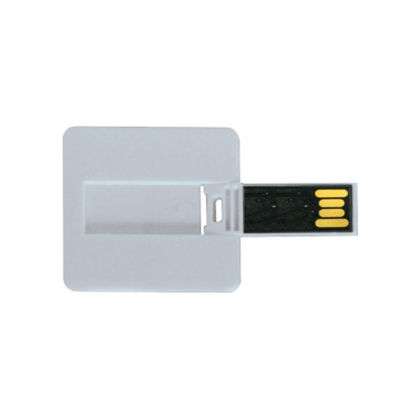 Mini Cards Shaped USB Flash Drives - Square