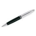 Calais – Chrome/ Black Lacquer Ballpoint Pen