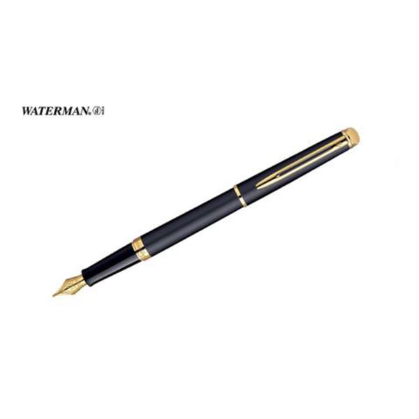 Hémisphère Matte Black GT Fountain Pen