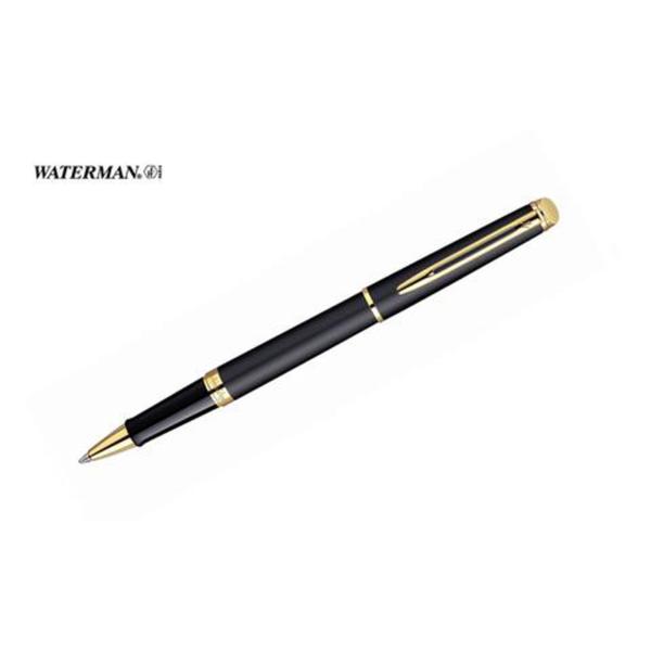 Hémisphère Matte Black GT Rollerball Pen