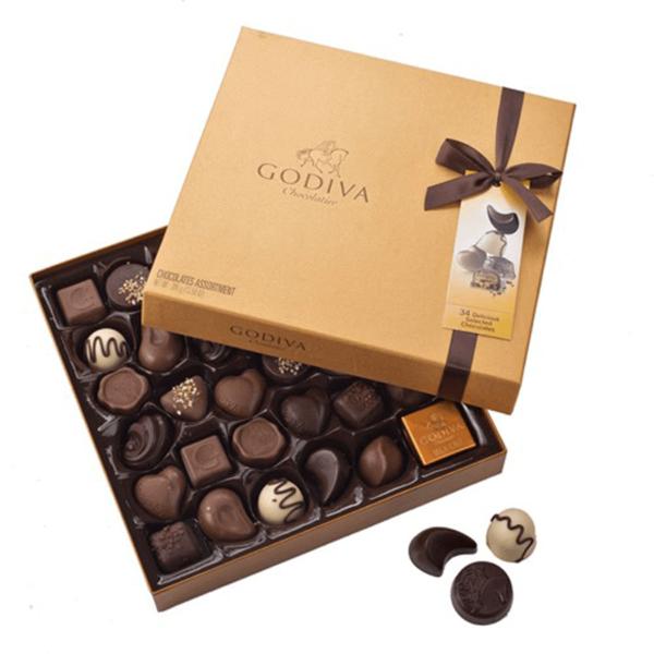 Godiva Gold 34