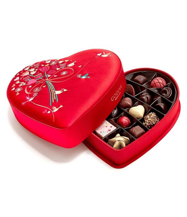 Godiva Luxury Romantic Heart