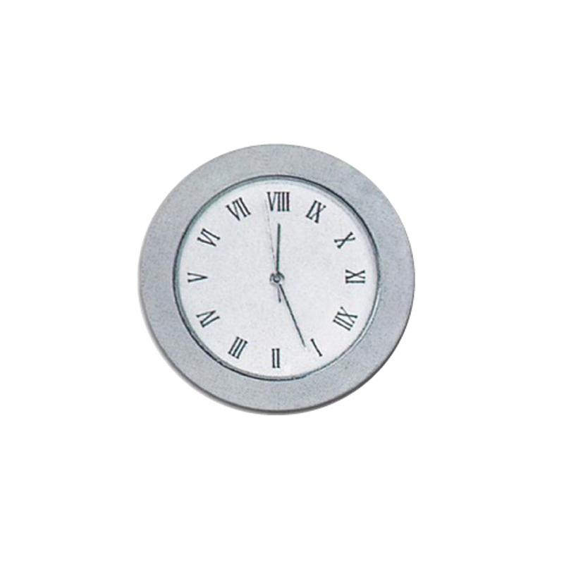 Clock Movement Silver