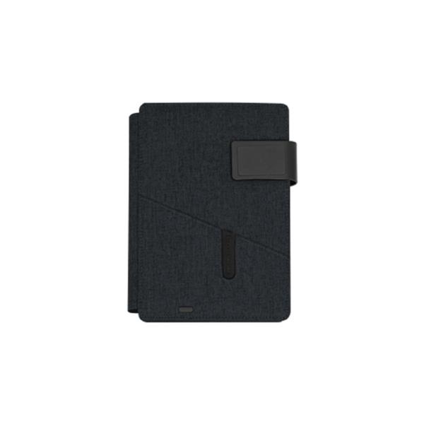 Powerbank Tablet Portfolio Dark Blue Color