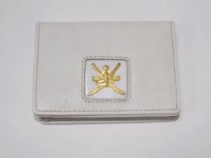 Card Holder Oman White