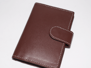 Brown Leather Cardcase