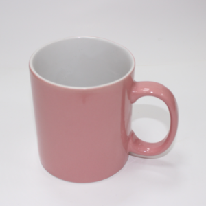Pink Ceramic Mug