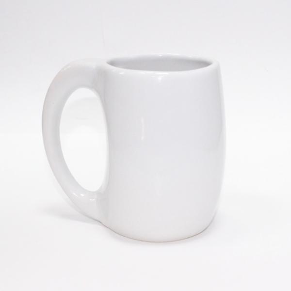 Ceramic Mug White New