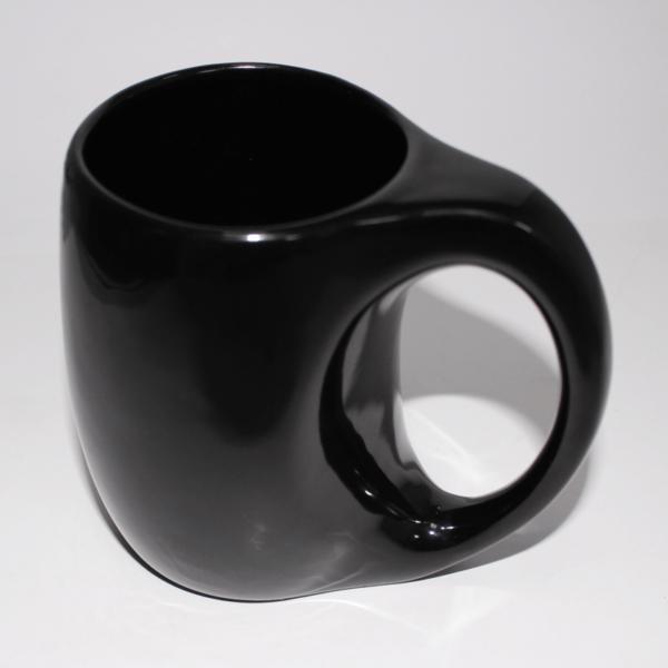 Ceramic Mug Black