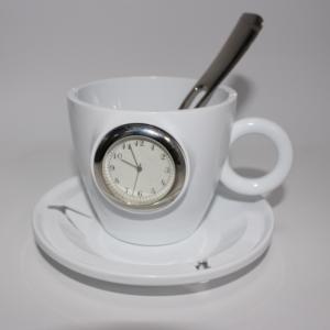 Desk Clock, Card Case, Letter Opener