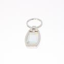 Crystal Metal Keychain