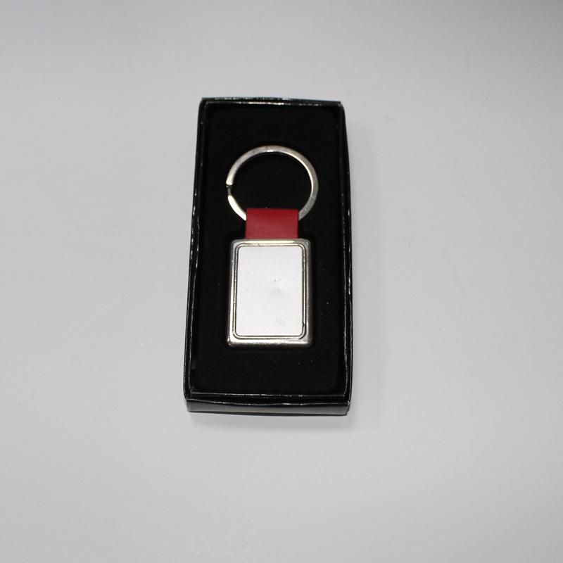 Metal Keyholder Red