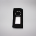 Metal Key Keyholder Black