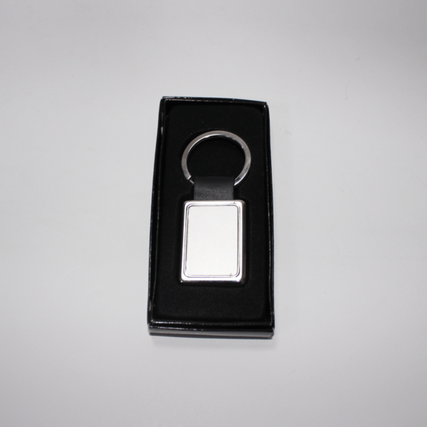 Metal Key Keyholder Black