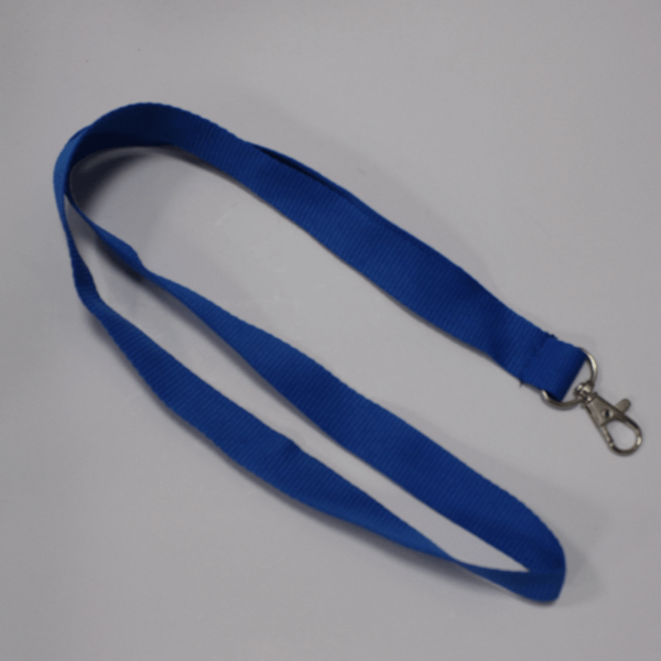 Lanyard Navy Blue