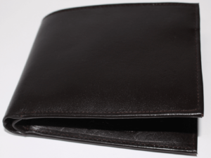 Dark Brown Genuine Leather Wallets