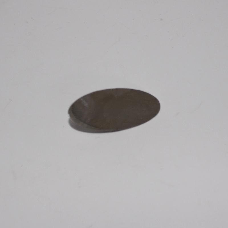 Mer Silver Metal Pin