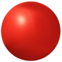 Stress Ball Red