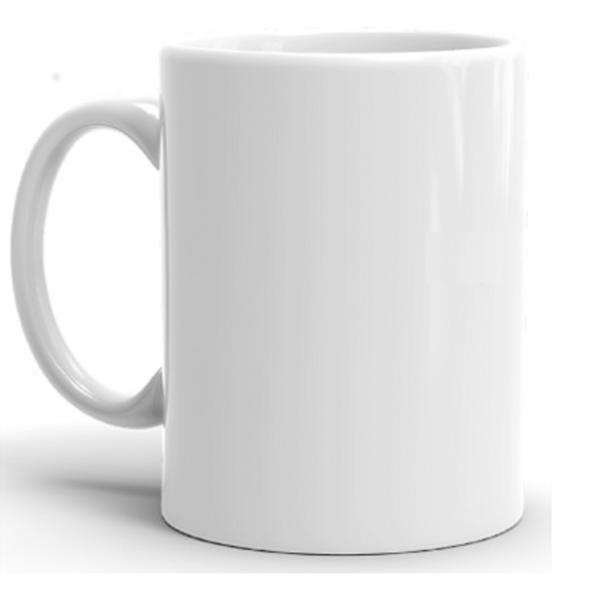 White Sublimation Mug With Box
