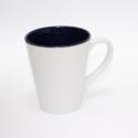 Sub Mug Inner Blue/white Outside