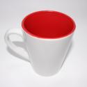 Sub Mug Inner Red/white Outside