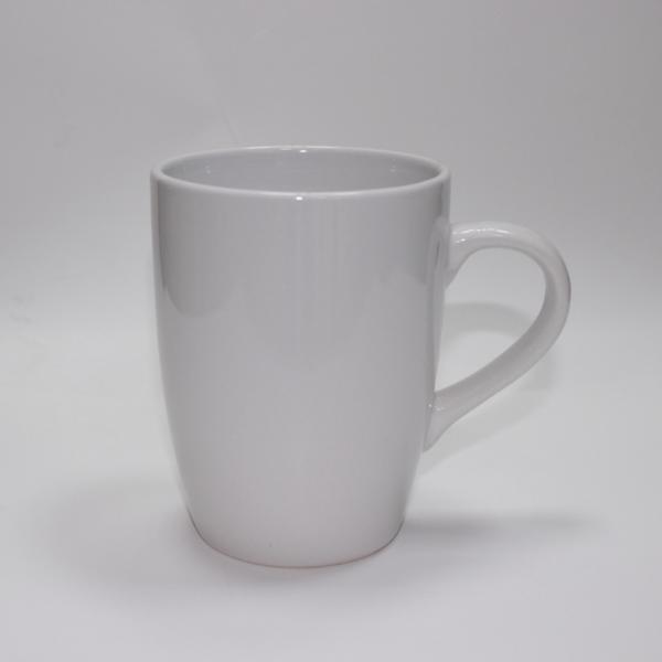 Sublimation Mug Drum Shape White