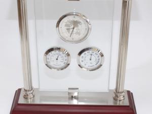 Globe Desk Clock