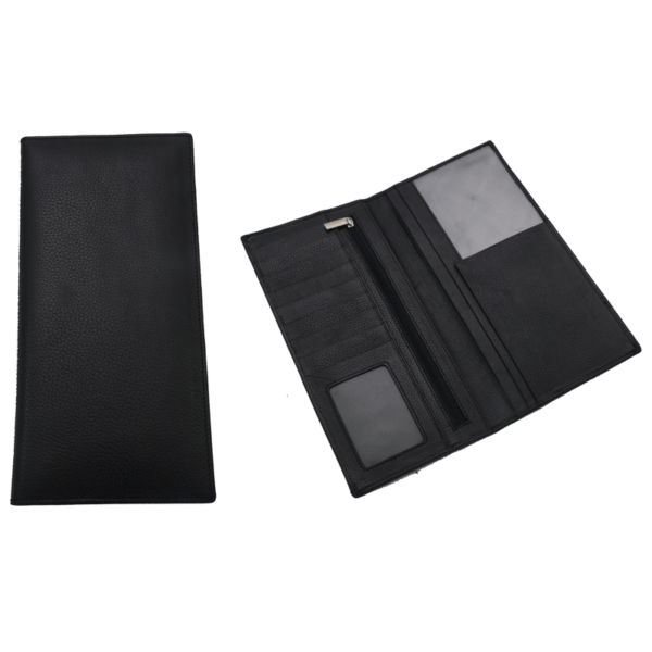 Leather Jacket Wallet