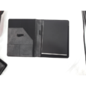 A5 Leather Folder With Pad