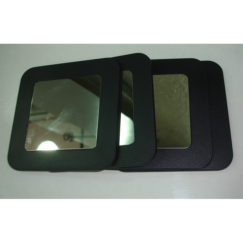 Square 4pcs Tea Coaster Set Big