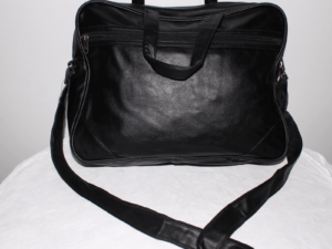 Pu Laptop Bag Korean Black