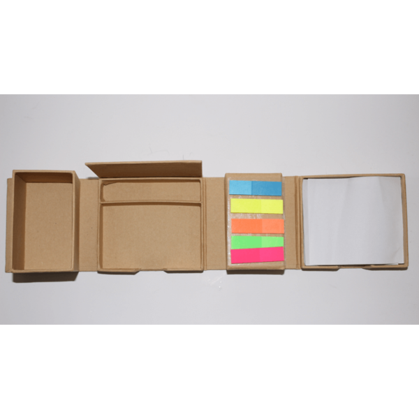 Memo Holder With Stick Notes
