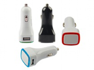 Car Charger 2 Usb Port