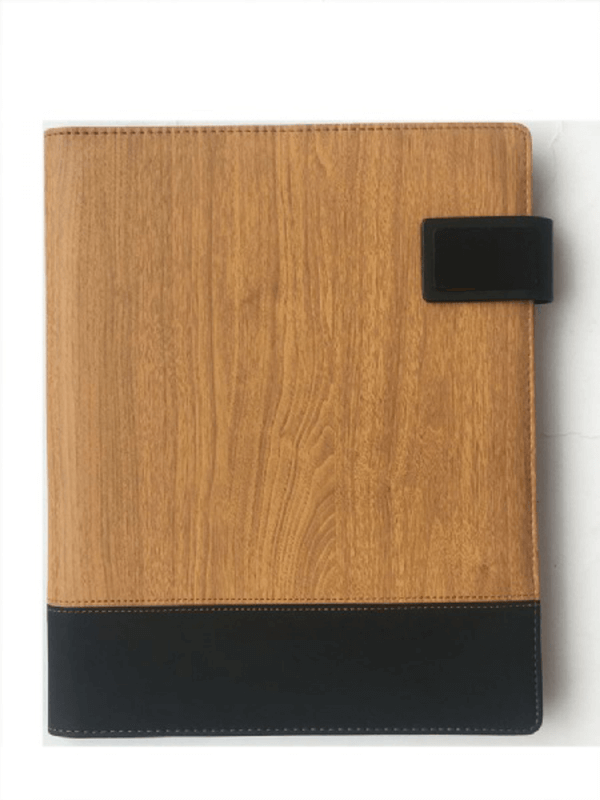 A4 Pu Folder