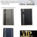High Quality Leather Note Book