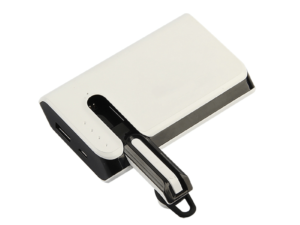 Power Bank With Blootuth Headset 8400mah