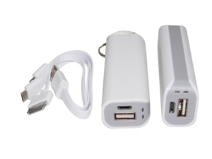 Portable Power Bank 2600 Mah