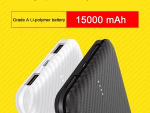 Power Bank 15000mah