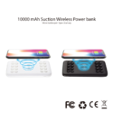 New Suction Wireless Power Bank 10000mah