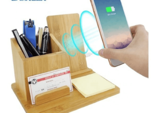 Bamb00 Qi Fast Wireless Charge Stationary Organize