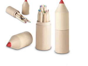 Wooden Color Pencils