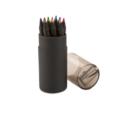 Black Colour Pencils – 12