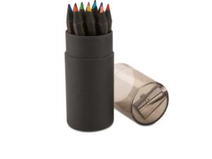 Black Colour Pencils - 12