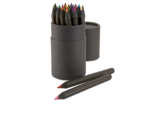 Black Colour Pencils - 24
