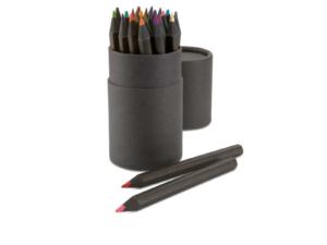 Black Colour Pencils - 24