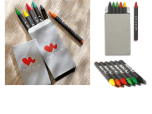 Crayon Box - 6 Pcs