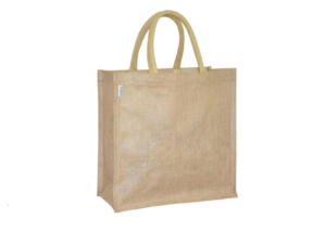Jute Bag - Natural Small